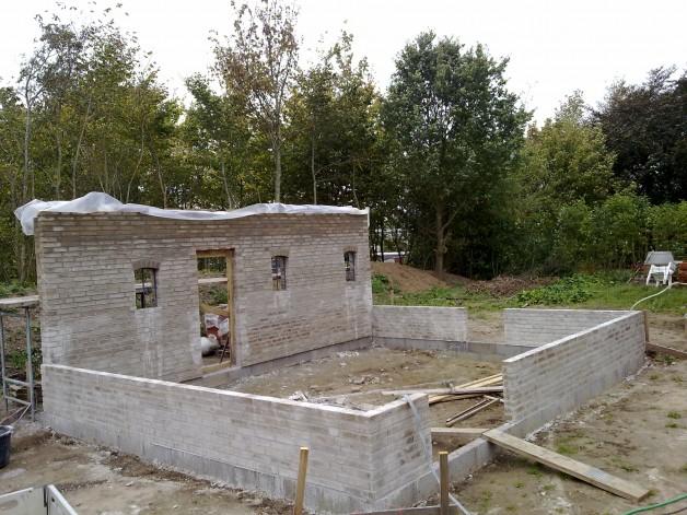 Bygge – Anlæg – Murerarbejde